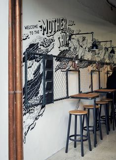 Single Origin – Roastworks, Botany. Design by Luchetti Krelle. Photography by Michael Wee.  ~ Great pin! For Oahu architectural design visit http://ownerbuiltdesign.com
