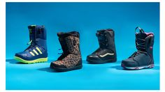 A closer look at the latest snowboard boots for women 2015-2016