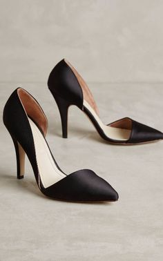 Vanina Sienna Satin Pumps