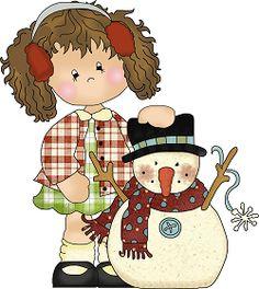 *SNOWMAN ~ Original Artwork by Diddy Bag Graphics Artists