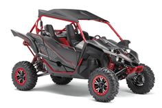 2017 Yamaha YXZ1000R SS - Everything You Need To Know Atv Quad, Aggressive Driving, Atv Accessories, Suspension Design, Jeep, Cylinder Head, Back Seat, Manual Transmission, First World