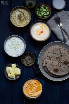 Dip-pingly delicious – Middle Eastern Dips