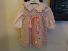 My first baby dress