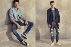 All the latest men's fashion lookbooks and advertising campaigns are showcased at FashionBeans. Click here to see more images from the Hilfiger Denim Spring/Summer 2016 Men's Lookbook
