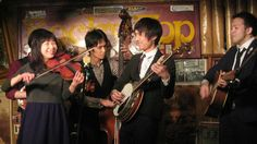 Japan's love affair with the genre began with brothers Yasushi and Hisashi Ozaki, who formed the country's first bluegrass duo in 1957. Today, young bands like Bluegrass Police are reviving the scene.