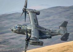 CV-22 Osprey | : @brettcritchley by globalair