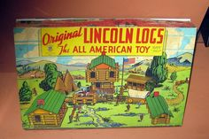 Original Lincoln Logs
