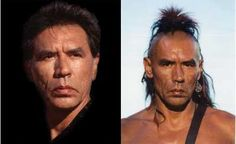 "Wesley ""Wes"" Studi (born December 17, 1947) is a Cherokee actor, who has earned notability for his portrayal of Native Americans in film.[1][2] He has appeared in well-received Academy Award-winning films, such as Kevin Costner's Dances with Wolves, Michael Mann's The Last of the Mohicans (1992), the award-winning Geronimo: An American Legend (1993)[3] and the Academy Award-nominated film The New World (2005)."