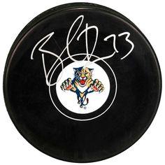 Brandon Pirri Florida Panthers Fanatics Authentic Autographed Hockey Puck - $9.49