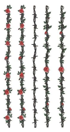 Barb Wire Tattoo Designs | ... Wire Tattoos as a Symbol of Safety ...