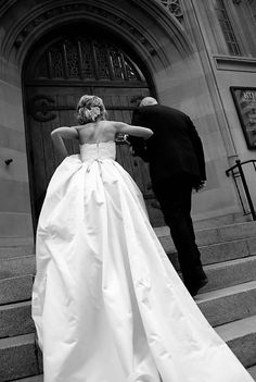 Father Daughter Walk wish i could find that picture and more of tha train going up Church stairs. Wedding Party Shirts, Wedding Dresses, Wedding Stairs, Summer Couples, Wedding Ceremony Backdrop, Summer Wedding Colors, Photography Poses, Engagement Photography, Wedding Pictures