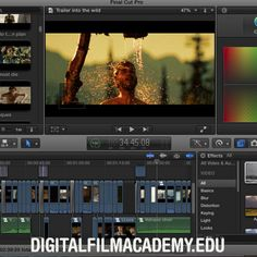 Digital Film Academy graduates have access to equipment & facilities for FREE! #digitalfilmmaking #filmschool #nyc