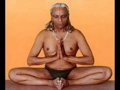 B.K.S. Iyengar yoga - Invocation to Patanjali Makes me calm and centered!