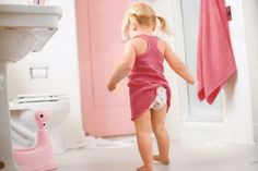 How to Potty Train in a Week.