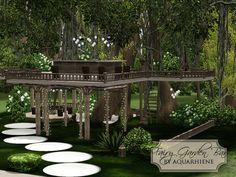 Aquarhiene | Fairy Garden Bar
