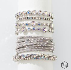 Touchstone Crystal Swarovski, Swarovski Jewelry, Crystal Jewelry, Swarovski Crystals, Crystal Bracelets, Gifts For Your Mom, Crystal Shop, Party, Bling