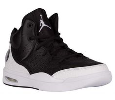 Details about Nike Men's Jordan Flight Tradition Basketball Shoes 819472 010 BlackWhite