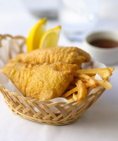 Fish and Chips I The Culinary Institute of America