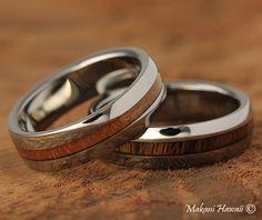Hawaiian wedding rings for Men and Women Wedding Rings for Men