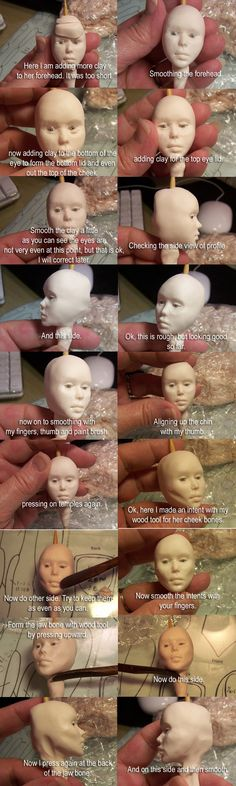 Sculpting Tutorial