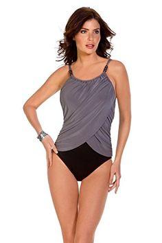 Magic Suit Women's Lisa Underwire High Neck One-Piece Swimsuit Slate Grey 6 Magic Suit http://smile.amazon.com/dp/B00N05IZOK/ref=cm_sw_r_pi_dp_bVU8wb1REJNWT