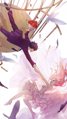 Darling in the franxx Anime Couples Drawings, Cute Anime Couples, Sword Art Online, Online Art, Anime Love, Me Me Me Anime, Zero Two, Cute Backgrounds, Best Waifu