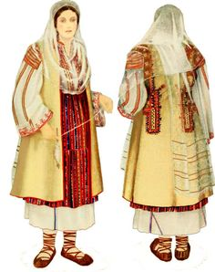 Olt Femeie winter Folk Embroidery, Learn Embroidery, Embroidery For Beginners, Embroidery Techniques, Embroidery Patterns, Historical Women, Historical Clothing, Traditional Art, Traditional Outfits