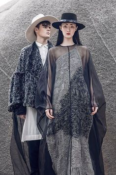 """by BAN XIAO XUE. Ban Xiaoxue,the brand founder ,artstic director,young Chinese promising fashion designer. Founded in 2012, Guangzhou Ben Pu Garments Co., Ltd, holds the concept of """"Nature""""—to follow the nature with a natural heart, to pursue the traditional culture while maintain oriental aesthetics, and to interpret the contemporary clothing culture and lifestyle with the original spirit of naturalism."""