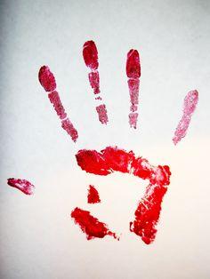 Handprint Chelle