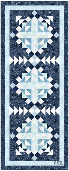 Snowfall Setting Blocks Electric Quilt, How To Finish A Quilt, Quilts, Blanket, Blog, Tutorials, Quilt Sets, Blogging, Blankets