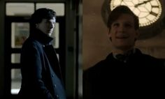 New Sherlock and Doctor Who footage revealed in BBC's 2013 Christmas showreel