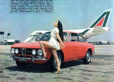 Alfa Romeo 1750 GT Veloce Série 2 - 1970