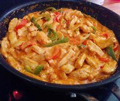 Kryddig Currykyckling | Tjockkocken