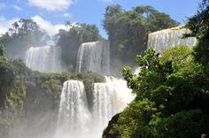 Iguaçu National Park Argentina & Brazil