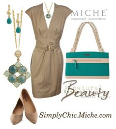 Spring 2014 Miche Classic Lila and interchangeable jewelry and cream braided handles