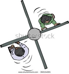 Find Cartoon Two People Pushing Through Turnstile stock images in HD and millions of other royalty-free stock photos, illustrations and vectors in the Shutterstock collection.