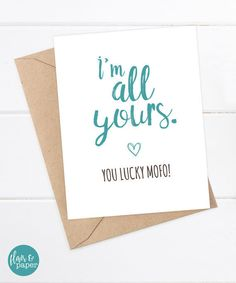 19 Valentine's Day Cards For Couples Who Aren't Totally Corny