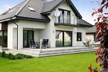 Dom w kalateach 2 Color Schemes, Mansions, House Styles, Outdoor Decor, Colour, Future, Home Decor, R Color Palette, Color