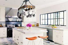 Kitchen Inspiration: mix materials