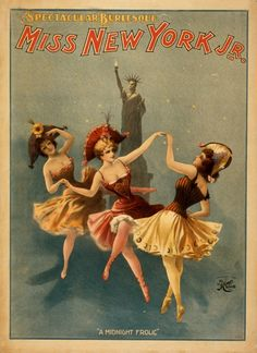 Miss New York Jr. Spectacular Burlesque