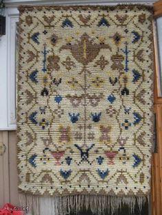 Finnish rug 40s