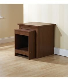 Fuse Nest Of Two Tables Walnut At Argos Co Uk Your