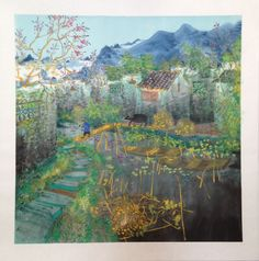 Paintings - The Tranquility ofFang Xiang