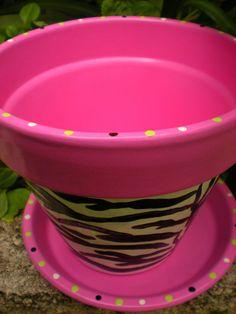 Cute Pots!