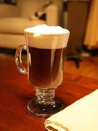 87. Try an Irish Coffee- Done!