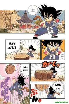 Dragon Ball 1 - Read Dragon Ball Online For Free - Stream 3 Edition 1 Page  All - MangaPark. Find this Pin and more on Truyện tranh 7 viên ngọc rồng ...