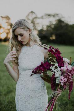 Photographers: Bek Grace (NSW + QLD Australia) / View Portfolio on The LANE / Wedding Style Inspiration /