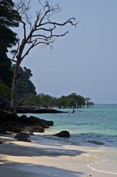Laxmanpur Beach - Neil Island - India (von New Delhices)