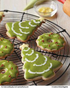 Sour Cream Sugar Cookies | Cuisine at home eRecipes