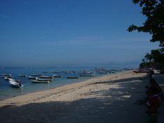 Bali, île de Nusa Lembongan, Mushroom Beach